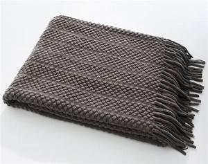 Tricoter Un Plaid En Grosse Laine : plaid grosses mailles tricot becquet ~ Melissatoandfro.com Idées de Décoration