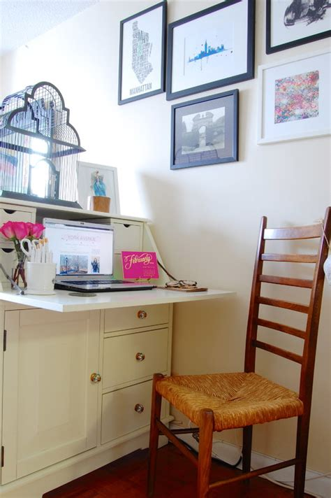 Creating A Small Home Office by Tiny Home Offices 7 Ideas For Creating A Workspace In A