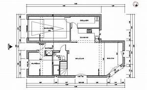 Plan Porte Coulissante : pr sentation de notre future maison la mob des breizh illiens ~ Melissatoandfro.com Idées de Décoration