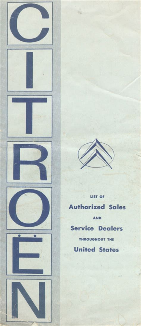 Citroen Usa Dealers by Citro 235 N In Usa Dealers And Prices