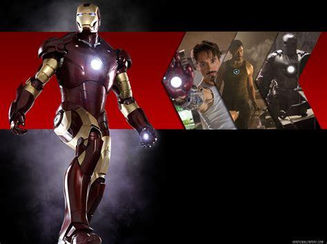 Iron Man Wallpaper  Iron Man Wallpaper (2725672) Fanpop