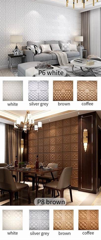 Decoration Adhesive Self Interior Detailed Panel