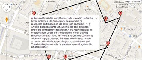 Maps Mania: The James Joyce Walking Maps