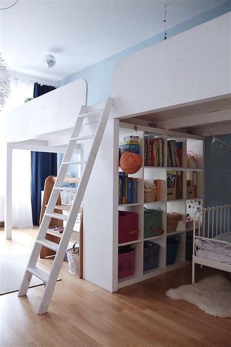 Aus Einem Zimmer Zwei Kinderzimmer Machen by Auf Zwei Etagen So Wohnt Und Arbeitet Isabell Wohnung
