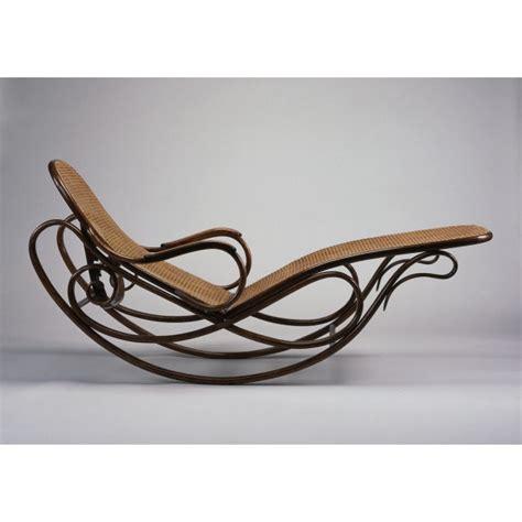 chaise nouveau gebruder thonet nouveau rocking chaise 1880