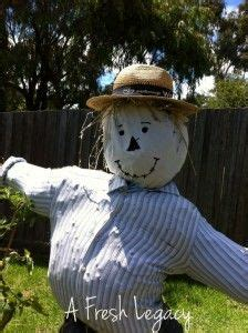 images  scarecrows  pinterest gardens