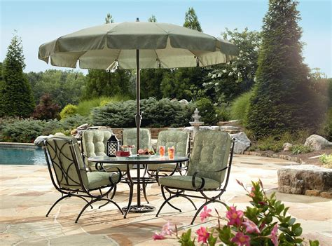 jaclyn smith cora 9 patio umbrella outdoor living