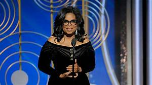 Oprah Golden Globes Speech Stole the Show – Variety