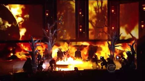 Illuminati Ritual by The 2014 Grammys An Illuminati Satanic Celebration