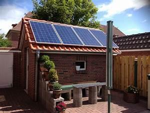 Mini Pv Anlage Steckdose : solar gartenhaus kleine solaranlagen auf dem schr gdach kundenfotos ~ Whattoseeinmadrid.com Haus und Dekorationen