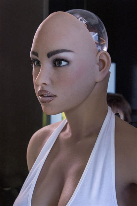 Sex Robot With Full Body Movement To Hit Market In 2018