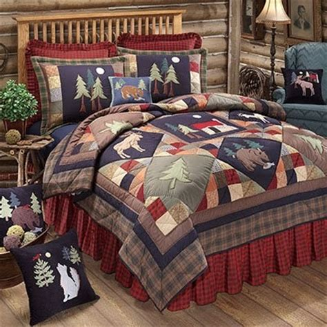 Quilt Sets Sale by Cheap Timberline Lodge Quilt On Sale Country Bedding