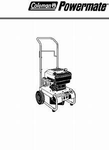Briggs  U0026 Stratton Portable Generator Pm0422505 02 User