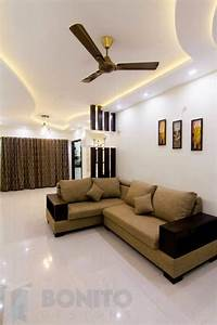 False ceiling designs for living room in flats india on for False ceiling designs for living room in flats