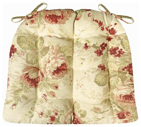 shabby chic seat pads shabby chic chair pads chairs seating