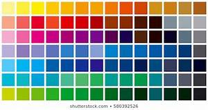 What Is A Color Wheel Chart Color Chart Images Stock Photos Vectors Shutterstock