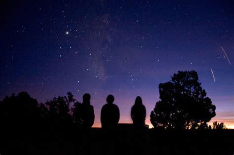 cielo colores dark estrellas friends night image