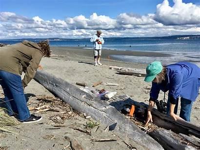 Debris Marine Trash Magazine Puget Sound Tracking