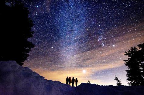 Where Dark Sky Stargazing Squamish Tourism