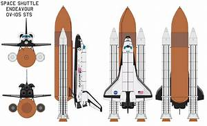 Space shuttle Endeavour OV-105 by bagera3005 on DeviantArt