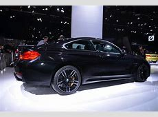 Sapphire Black BMW M4 Looks Brilliant at 2014 NAIAS [Live