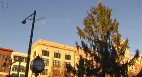 Ugly Christmas Tree Will Be Replaced In Pennsylvania Town