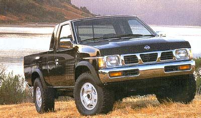 nissan pickup review