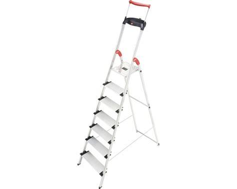 haushaltsleiter 7 stufen haushaltsleiter hailo comfortline xxr easyclix 7 stufen bei hornbach kaufen