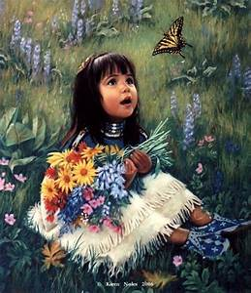 Western and Native American Fine Art by Karen Noles 57