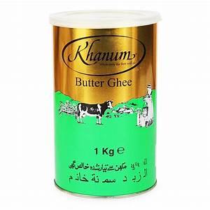 Butter Ghee (Khanum) 1kg Buy Whole Foods Online Ltd