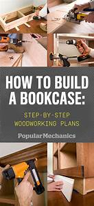 How, To, Build, A, Bookcase, Step