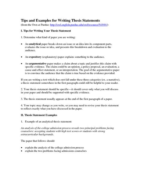 the thesis statement should best template collection persuasive thesis statement exles best template collection