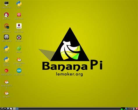 Banana Raspbian For Bananapi Gpio Led
