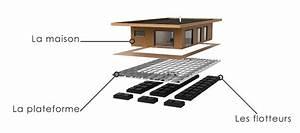 Maison Flottant Prix : construction d 39 une maison flottante ~ Dode.kayakingforconservation.com Idées de Décoration