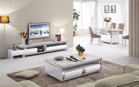 2020 popular 1 trends in home & garden, furniture, lights & lighting, home improvement with european modern coffee table and 1. China Drawing Room Set with TV Stand and Coffee Table (112#) - China Living Room Furniture ...
