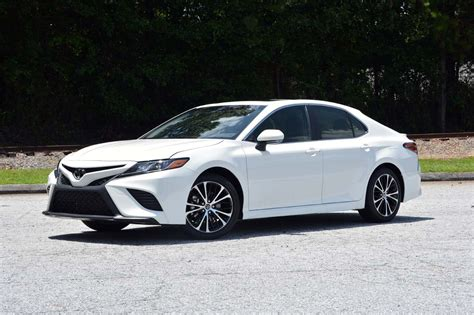 2014 Toyota Camry Se Review by 2018 Toyota Camry Se Test Drive Review Autonation Drive
