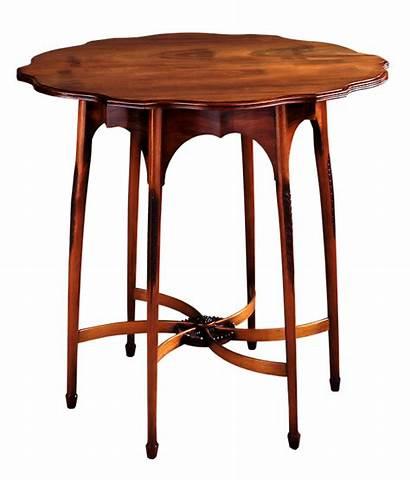 Wooden Antique Tables Clipart Transparent Desk Coffee