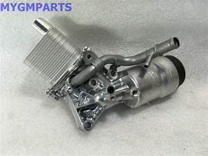 Chevy Cruze 1 4 Oil Filter Housing    Cooler 2011
