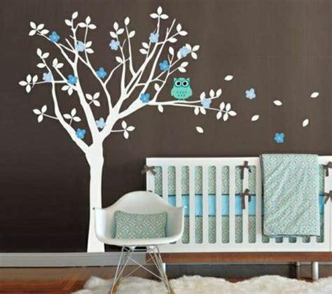 stickers muraux chambre adulte 16 stickers muraux pour bien décorer la chambre de bébé bb