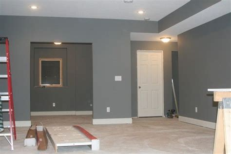 painting bulkheads in basement which is better white