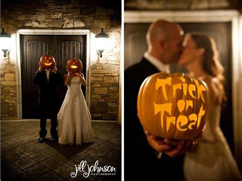 Halloween And Fall Wedding Themes