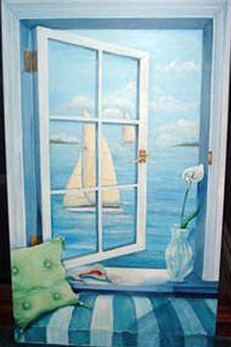 trompe loeil mural photo album by sheryl bentley