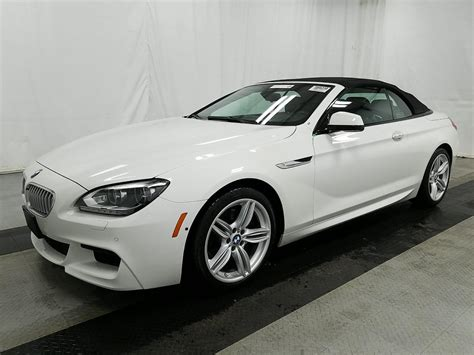 650i For Sale by 2015 Bmw 6 Series 650i Xdrive Convertible Stock 18047