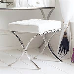 sovana dressing table stool contemporary vanity stools and benches by graham and green
