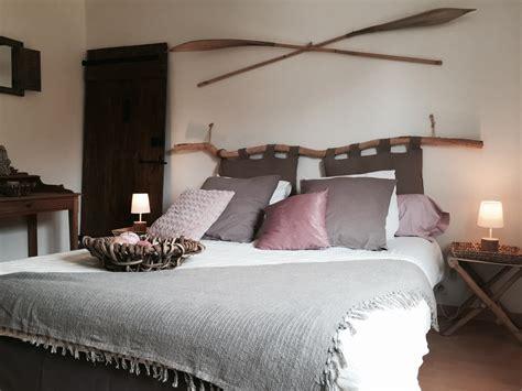 decoration chambre nature d 233 co de chambre nature et bois flott 233 passiparisienne