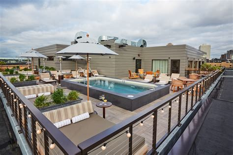 north loops  exclusive hotel rooftop finally opens