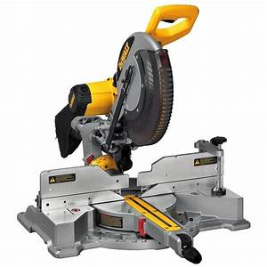 Dewalt DWS709 Slide Compound Miter Saw Review