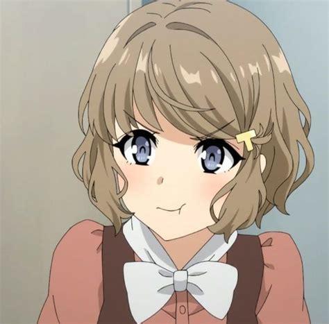 My Fave Anime And Cartoon Girl Characters Vol 1 Bunny Girl Senpai Tomoe Koga Wattpad