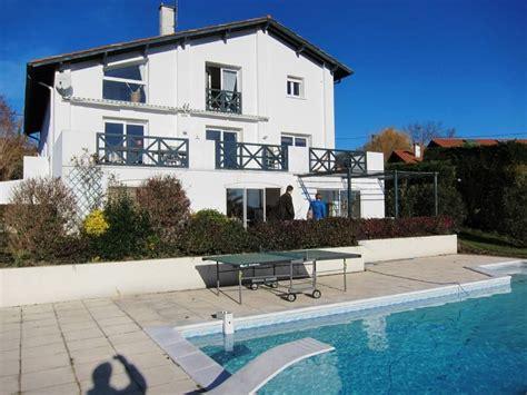 chambre d hotes pays basque fran軋is location villa pays basque avec piscine wekillodors com