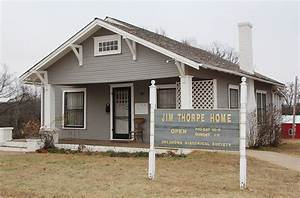 Jim Thorpe House - Wikipedia